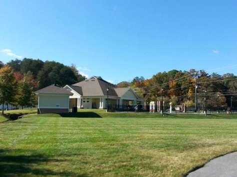 Pine Mountain RV Park by the River in Pigeon Forge Tennessee office