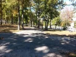 Port of Kimberling Marina RV Park and Campground in Kimberling City Missouri Backin