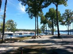 Port of Kimberling Marina RV Park and Campground in Kimberling City Missouri lakeside