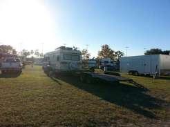 Racetrack RV Park in Daytona Beach Florida Pull thrus
