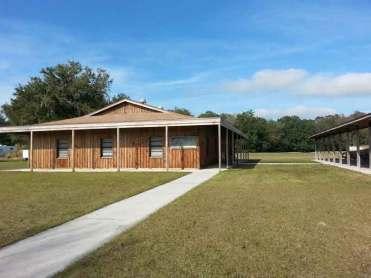 River Palm RV Resort in Thonotosassa Florida Rec Room