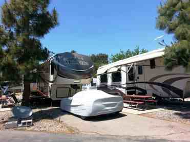 Santee Lakes Recreation Preserve Campground Santee