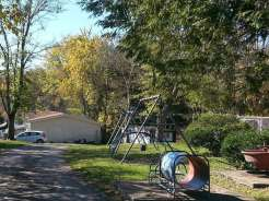 Shady Oaks Campground in Pigeon Forge Tennessee Playground