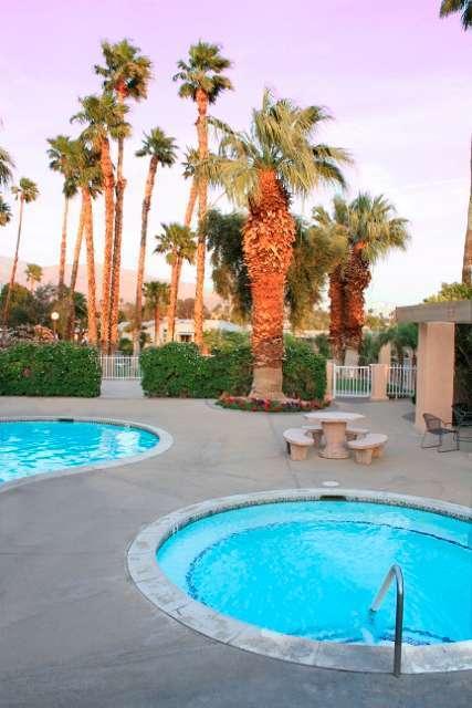 Sky Valley Resort in Desert Hot Springs California Spas