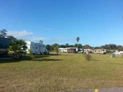 South Daytona RV Park & Tropical Gardens near Daytona Beach (South Daytona) Florida Large Sites