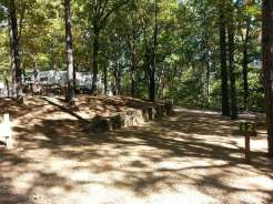 Tall Pines Campground in Branson Missouri Pull thru