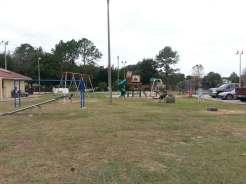 Thousand Trails Orlando in Clermont Florida playground