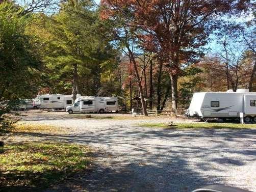 Little Arrow Outdoor Resort Townsend Tennessee Rv Park