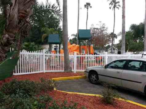Tropical Palms Resort in Kissimmee Florida Playground
