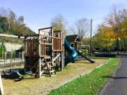 Twin Creek RV Resort in Gatlinburg Tennessee Playground
