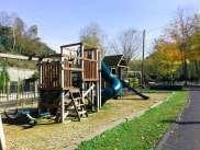 Twin Creek RV Resort in Gatlinburg Tennessee Playground