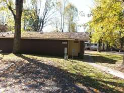 Twin Mountain RV Park in Pigeon Forge Tennessee Bathhouse