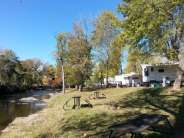Twin Mountain RV Park in Pigeon Forge Tennessee River Sites