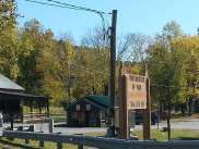 Twin Mountain RV Park in Pigeon Forge Tennessee Sign