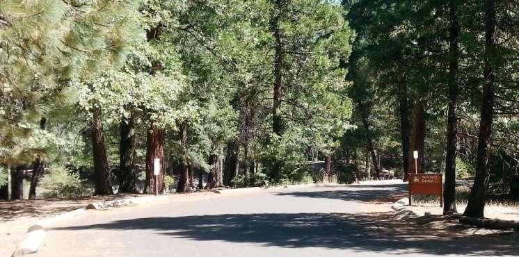 Upper Pines Campground Yosemite National Park, California ...