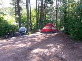 wayfarers-state-park-bigfork-montana-tent-site-2