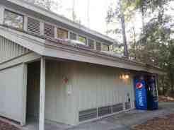 Wekiwa Springs State Park Campground in Apopka Florida Restroom