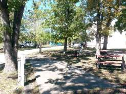 Willow Tree Inn RV Park in Branson Missouri Backin in the Trees