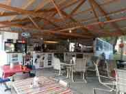 Wolf Camp near Keystone South Dakota Cafe Dining Area