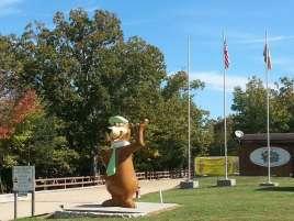 Yogi Bears Jellystone Park in Forsyth Missouri Welcome