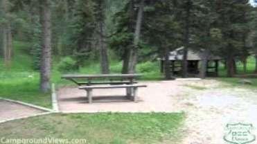 Dalton Lake Campground