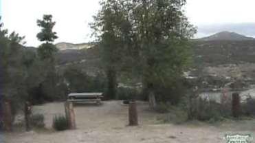 Dixon Lake Camping Area