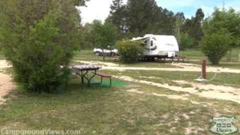Flintstones Bedrock City Campground