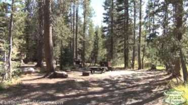 Minaret Falls Campground