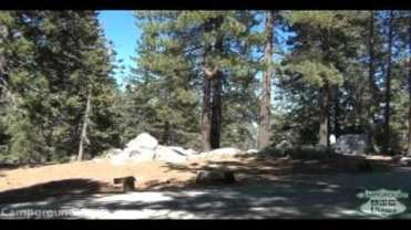 Mount Pinos Campground