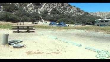 Pyramid Lake Los Alamos Campground