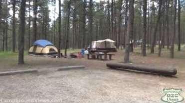 Roubaix Lake Campground