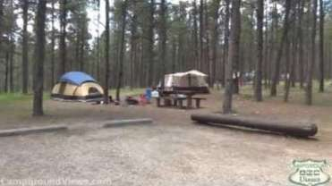 Roubaix Lake Campground