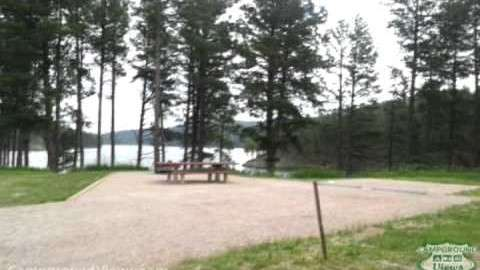 Sheridan Lake South Shore Campground