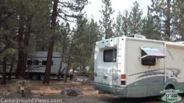 Sherwin Creek Campground