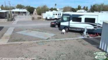 Tyson Mobile Home and RV Park