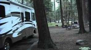 Upper Pines Campground