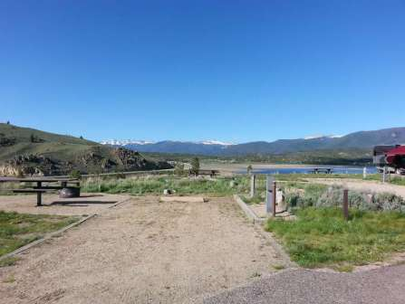 Stillwater Campground Near Granby And Grand Lake Colorado Co