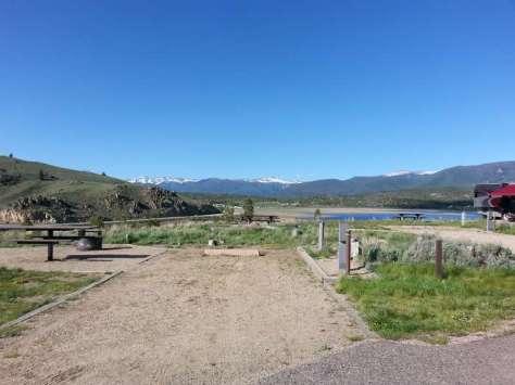 Stillwater Campground Lake Granby