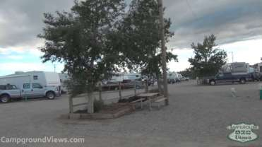 Fort Caspar Campground