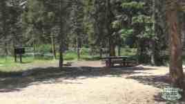 Hunter Peak Campground