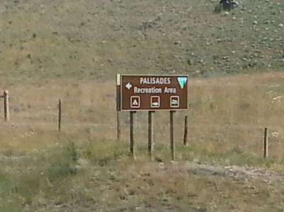 palisades-recreation-area-sign