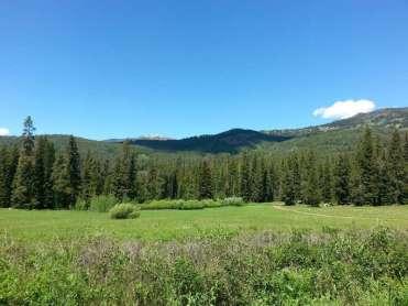 timber-camp-campground-gardiner-montana-view