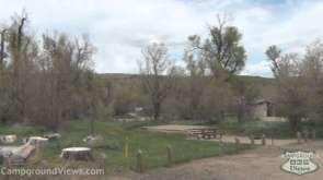 Yampa River State Park Headquarters Campground