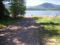 devils-corkscrew-campground-hungry-horse-montana-boat-launch