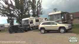Riverside Motel Cabins and RV Park