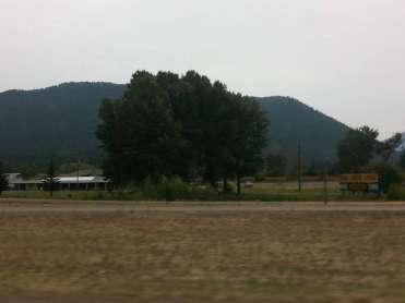 rock-creek-lodge-clinton-montana-road-shot