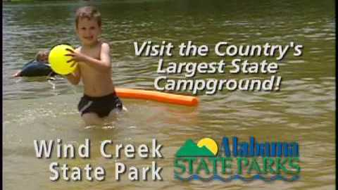 Wind Creek State Park