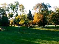 Ambush Park Campground in Benson Minnesota Tent Sites