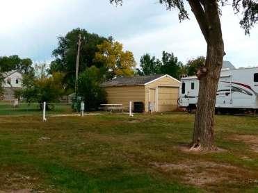 281 Travel Center in Wolsey South Dakota Backins