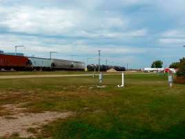 281 Travel Center in Wolsey South Dakota RV Sites